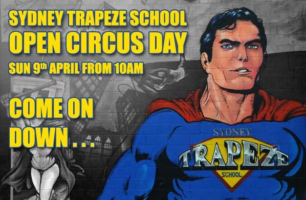 Sydney trapeze school what to wear